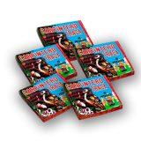 Pack 5 Tracas Carpinteros / Picos
